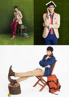 Joo Won signs on with clothing brand 'Edwin' for 2 more years