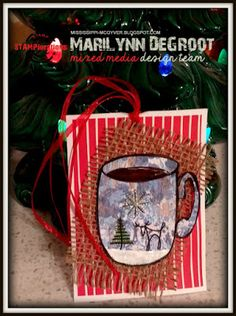 STAMPlorations™ Blog: STAMPlorations and the Winter Coffee Lovers Blog Hop + New Coffee Stamps + Comment to Win