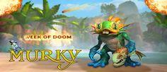 Staggering HoTS Week. Free Hero Rotation of Doom: Murky.