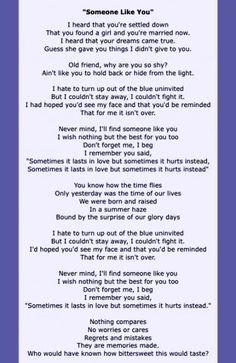 New quotes music lyrics adele ideas Song Lyric Prank, Lyric Pranks, Great Song Lyrics, Song Lyric Quotes, Music Lyrics, Music Quotes, Music Songs, Love Songs, Disney Song Lyrics