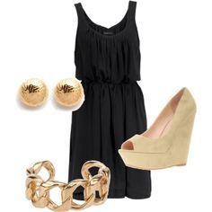 little black dress by sherrie