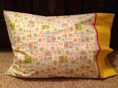 Pillowcase easter pillowcase easter holiday by lakesidecreations1