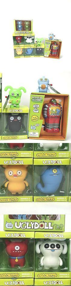 Uglydolls 158781: Lot Of 9 New Uglydoll Series 2 Action Figures Uglybot Ox Ice-Bot Uglyworm Bigtoe -> BUY IT NOW ONLY: $95.96 on eBay!