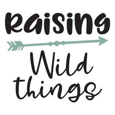 Silhouette Design Store: raising wild things