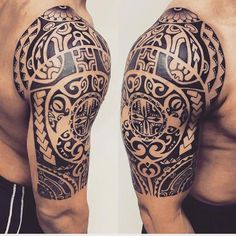marquesan tattoos by lou #Marquesantattoos