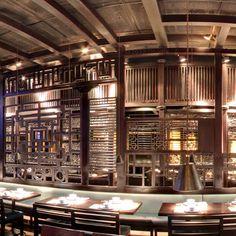 Hakassan Restaurant Londen, 1 Michelin ster! Top locatie; Top eten en super interessante bezoekers