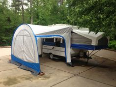 DOMETIC CABANA SCREEN ROOM Question 12' or 10'