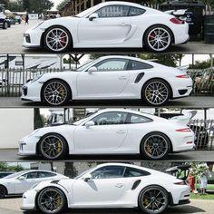 "Polubienia: 6,934, komentarze: 114 – Porsche Club (@porscheclub) na Instagramie: ""Pick your white... Courtesy of @j.b.cars"""