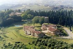 Italy: Il Borgo Villa Bossi Pucci in Tuscany - packages include transfers, meals, and excursions.
