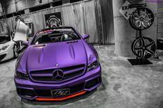 crashtest:  Audacious (by Nathan Craig   Photography)  purple is so passionfull