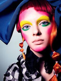 Vogue Italia January 2008