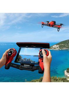 Parrot Bebop Drone Kırmızı & Sky Controller