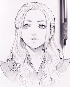 arte drawings how to draw doodles deep drawings cute drawings of love graphics design drawing cartoons drawing ideas pretty Manga Girl Drawing, Queen Drawing, Mask Drawing, Person Drawing, Anime Drawings Sketches, Anime Sketch, Cartoon Drawings, Cartoon Art, Sketch Drawing