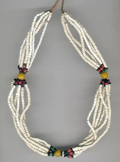 Traditional Fulani Necklace from ATB