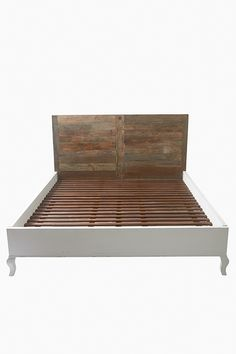 Driftwood Double Bed.