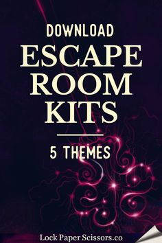 These escape room kits claim to be the easiest way to be an escape room designer for a night. Turns out they& pretty good. Escape Room Diy, Escape Room Puzzles, Race Party, Library Skills, Mystery Dinner, Eating At Night, Family Get Together, Small Study, Room Designer