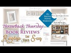 From Me to You ... Video, Photography, & Book Reviews' Throwback Thursday Book Reviews featuring R. G. Alexander & Karen Marie Moning! #BookReviews #BookPromotion #BookTube #BookTuber
