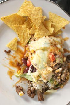 Med denne enkel og geniale Taco Pannen slipper du unna alle skålene som hører taco til, og så smaker det helt fantastisk godt, faktisk bedre enn Taco på den vanlige måten :) Du trenger: (til 4 pers…