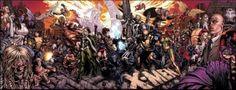 X-Men - Marvel Universe Wiki: The definitive online source for Marvel super hero bios.