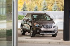 A new kind of luxury. 2013 Buick Encore #PinMyEncore