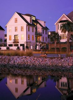 Bill Huey Architect - Charleston, Kiawah, SC