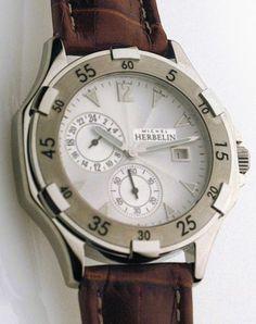 Michel Herbelin Sport GMT - luxury watches online