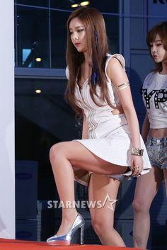 [★포토]큐리, 건강한 섹시미! - 스타뉴스
