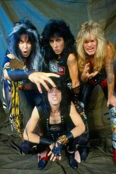 Heavy Metal Rock, Heavy Metal Bands, 80s Rock Bands, Cool Bands, Rock Music History, Disco 80, Rock & Pop, Nikki Sixx, Rockn Roll