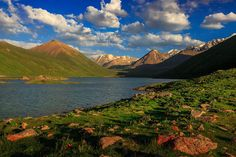 Des paysages grandioses