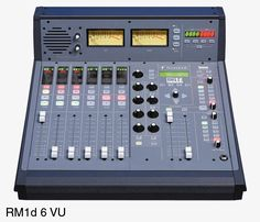 vintage teac mb 20 meter bridge multi track vu model 2a audio mixer. Black Bedroom Furniture Sets. Home Design Ideas