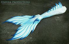 Full Silicone Mermaid Tail by Finfolk Productions. Reminds me of ice mermaid 😍😍😍😍 I would definitely wear this 😍😍😍😍😍 Finfolk Mermaid Tails, Monofin Mermaid Tail, Blue Mermaid Tail, Mermaid Fin, Mermaid Swimming, Mermaid Tale, Real Mermaid Tails, Elsa Mermaid, Manga Mermaid