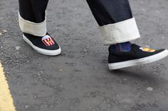 Amazing Street Style From Men's Fashion Week, Spring 2016 | StyleCaster