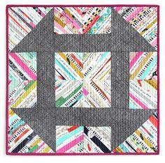 Cotton + Steel Mini Quilt Swap