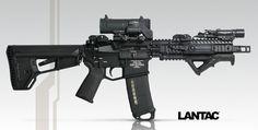 LANTAC UK AR15 Rifles