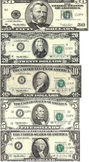 Printable Fake Money Free Printable Fake Money Template Thirty