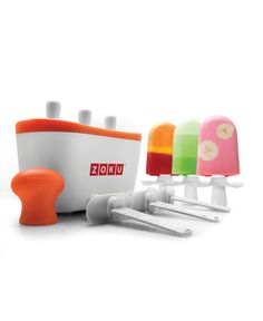 Genius! My kids love making their own frozen fruit pops. Zoku popsicle  maker highly recommended.