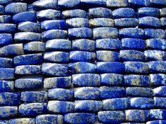 Brick Twisted Smooth Beads In Lapis Lazuli Beads 5.50x10.50 #lapislazuli #lapislazulibeads #lapislazulibead #lapislazulibrick #brickbeads #beadswholesaler #semipreciousstone #gemstonebeads #beadsogemstone #beadwork #beadstore #bead
