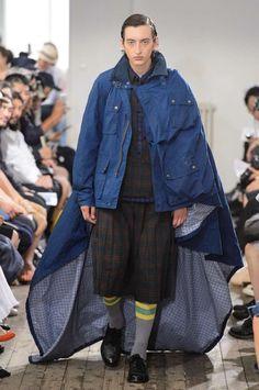Desde las pasarelas de Tokyo, la firma FACETASM presenta en la semana de la moda de París su colección Spring-Summer 2018