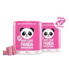 Hair Care Panda to prawdziwa bomba witaminowa dla włosów. Ponad 5000 % dziennej dawki biotyny. 100% witamin, niacyny oraz selenu! A wszystko to w jednym suplemencie diety.