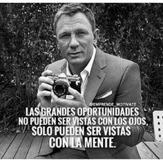 Abre tu mente . Open your mind #entrepreneur #motivationalquotes #mind #open #exito #see #oportunidades #motivacion