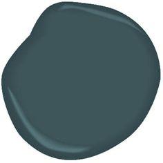 Benjamin Moore - everard blue CW-575