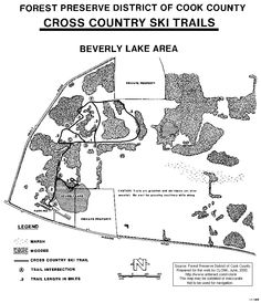 Beverly Lake Forest Preserve District of Cook County