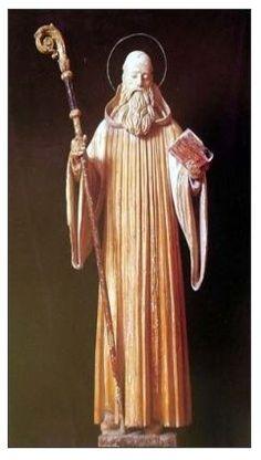 PRIERE A SAINT BENOIT CONTRE LA MALCHANCE PERSISTANTE SEIGNEUR, mon Dieu, Accordez-moi je vous en supplie, la perpétuelle santé de l'âme et du corps, et par la glorieuse intercession de votre serviteur le BIENHEUREUX SAINT BENOIT, faites-moi la grâce...