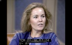 Tuesday Weld on The Dick Cavett Show, 1971 (the first minute or two are black and has a whistle sound.. then the full interview starts)