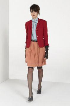 Diane von Furstenberg   Pre-Fall 2012 Collection   Vogue Runway