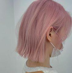 Green Hair, Pink Hair, Pastel Hair, Hair Dye Colors, Cool Hair Color, Hair Inspo, Hair Inspiration, Medium Hair Styles, Long Hair Styles
