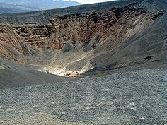 DEATH VALLEY AND IT'S MANY DIFFERENT TYPES OF LANDSCAPE