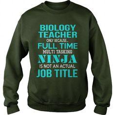 halloween Biology Teacher Shirts & Tees