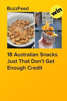 Tic Tocs > TikTok. Best Chips, Aussie Food, Snacks, Breakfast, Morning Coffee, Appetizers, Treats