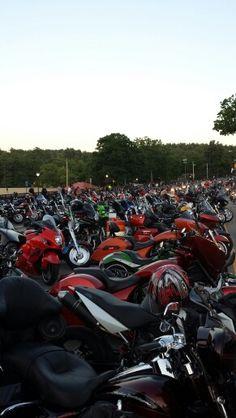 Laconia bike week Laconia Bike Week, Motorcycle Events, Bikers, Vacation, Vacations, Holidays